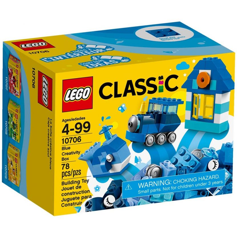 10706 Plava kreativna kutija