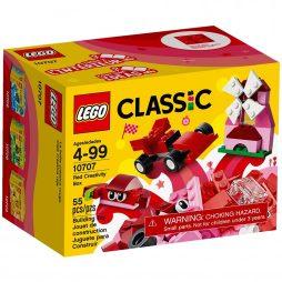 10707 Crvena kreativna kutija