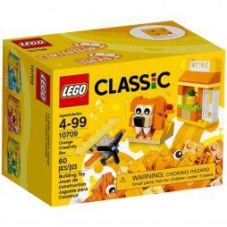 10709 Narandžasta kreativna kutija