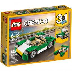 31056 Zeleni automobil