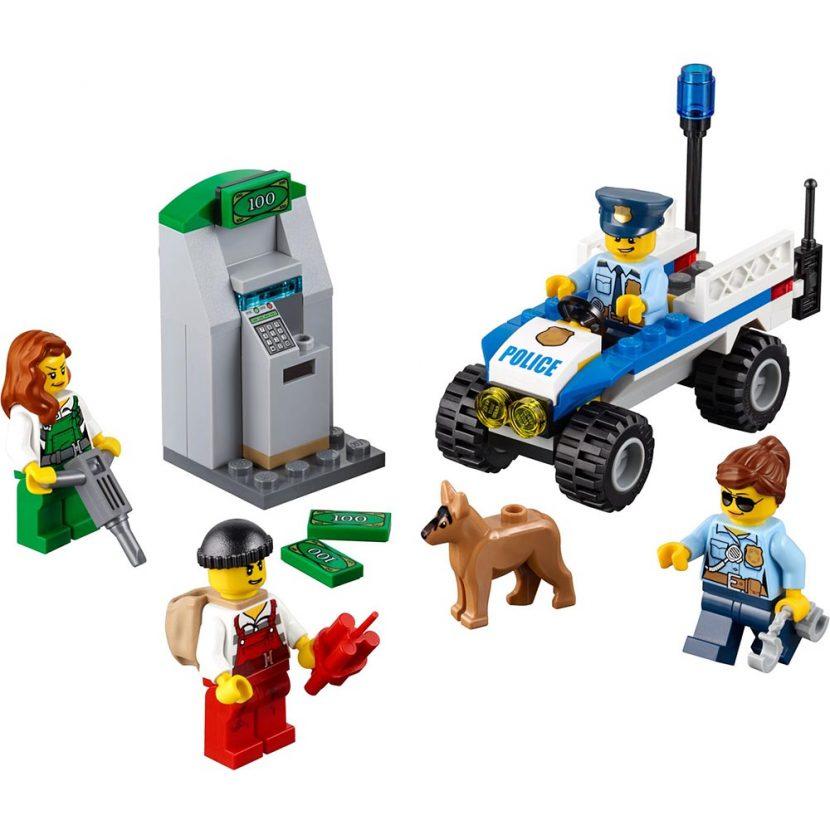 60136 Policija: Osnovni set