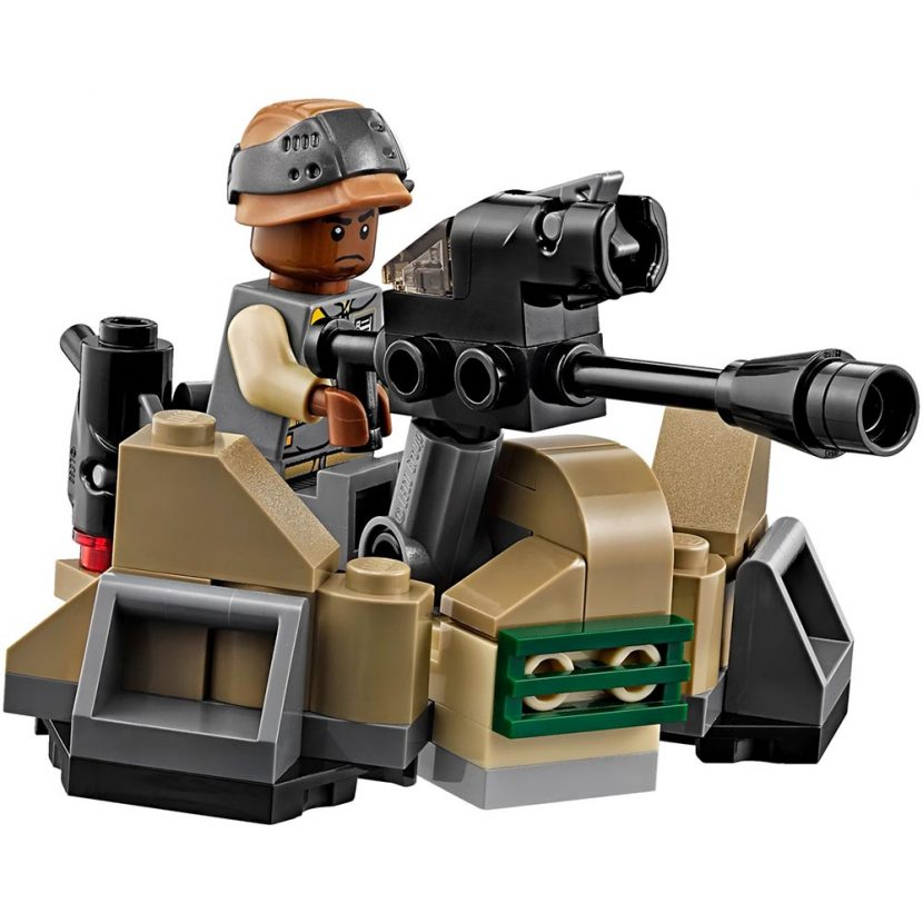 75164 Truperi Pobunjenika: Bojno pakovanje