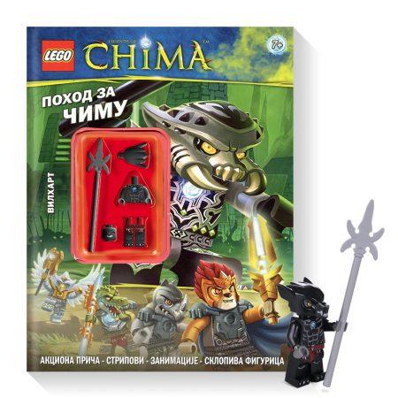 LEGO® CHIMA™: Pohod za Čimu