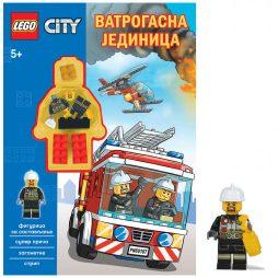 LEGO® CITY: Vatrogasna jedinica