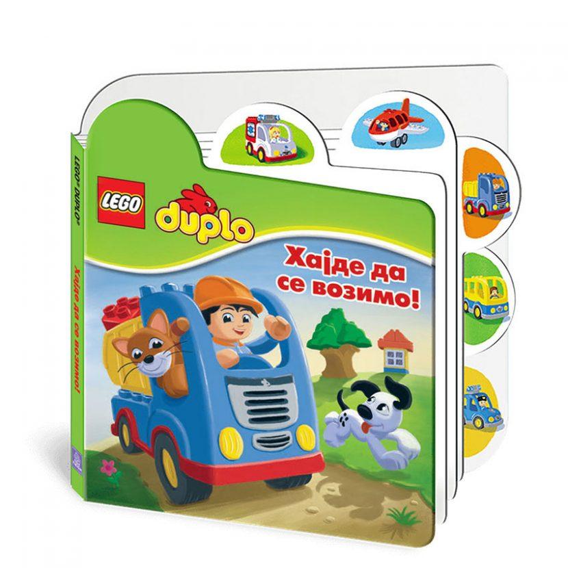 LEGO® DUPLO®: Hajde da se vozimo