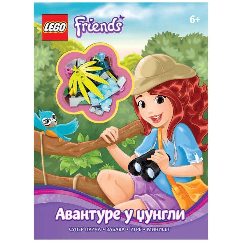 LEGO® Friends: Avanture u džungli
