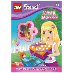 LEGO® Friends: Vreme je za žurku