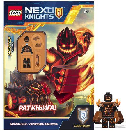 LEGO® NEXO KNIGHTS™: Rat knjiga