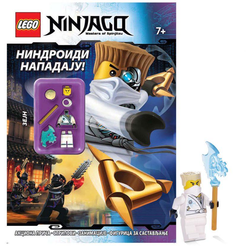 LEGO® NINJAGO®: Nindroidi napadaju!