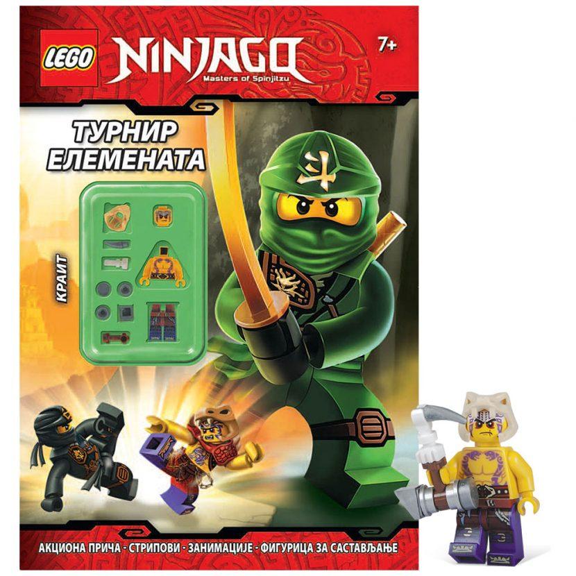 LEGO® NINJAGO®: Turnir elemenata