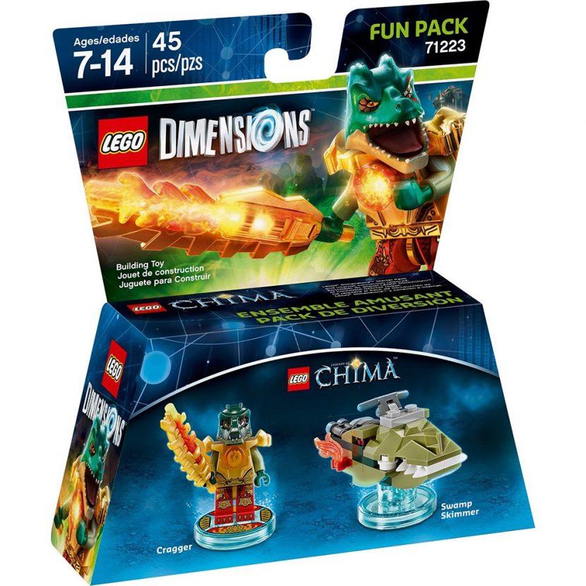 LEGO® DIMENSIONS™: Krager (Dodatna zabava)