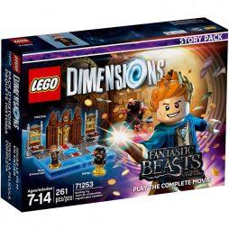 LEGO® DIMENSIONS™: Fantastične zveri i gde ih naći (Dodatna priča)