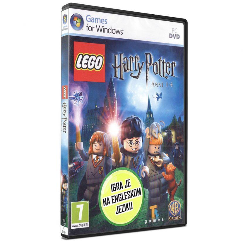 (PC igre) LEGO® Hari Poter: Godine 1-4