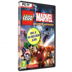 (PC igre) LEGO® Marvel super heroji