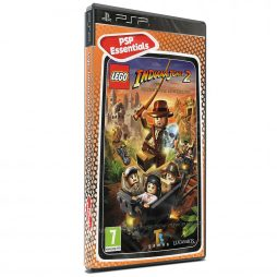 (PSP igre) LEGO® Indiana Jones: Avantura se nastavlja