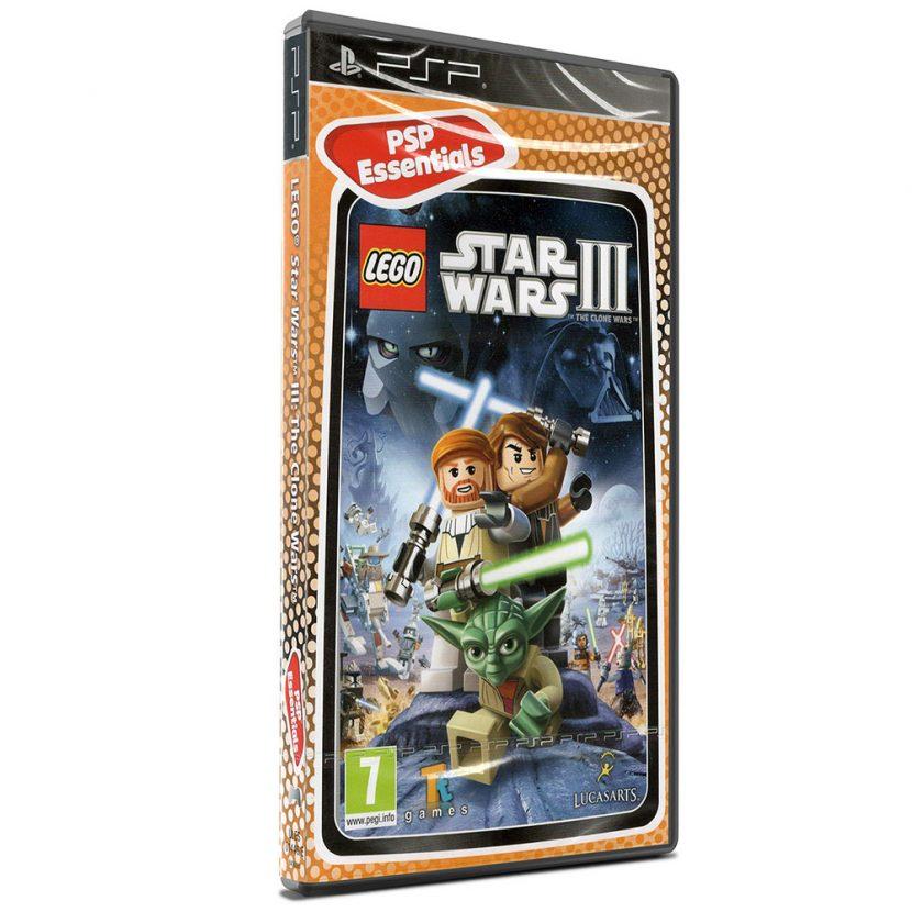 (PSP igre) LEGO® Star Wars III: Ratovi Klonova