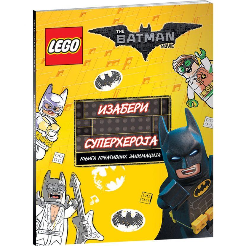 LEGO® Betmen Film: Izaberi super heroja