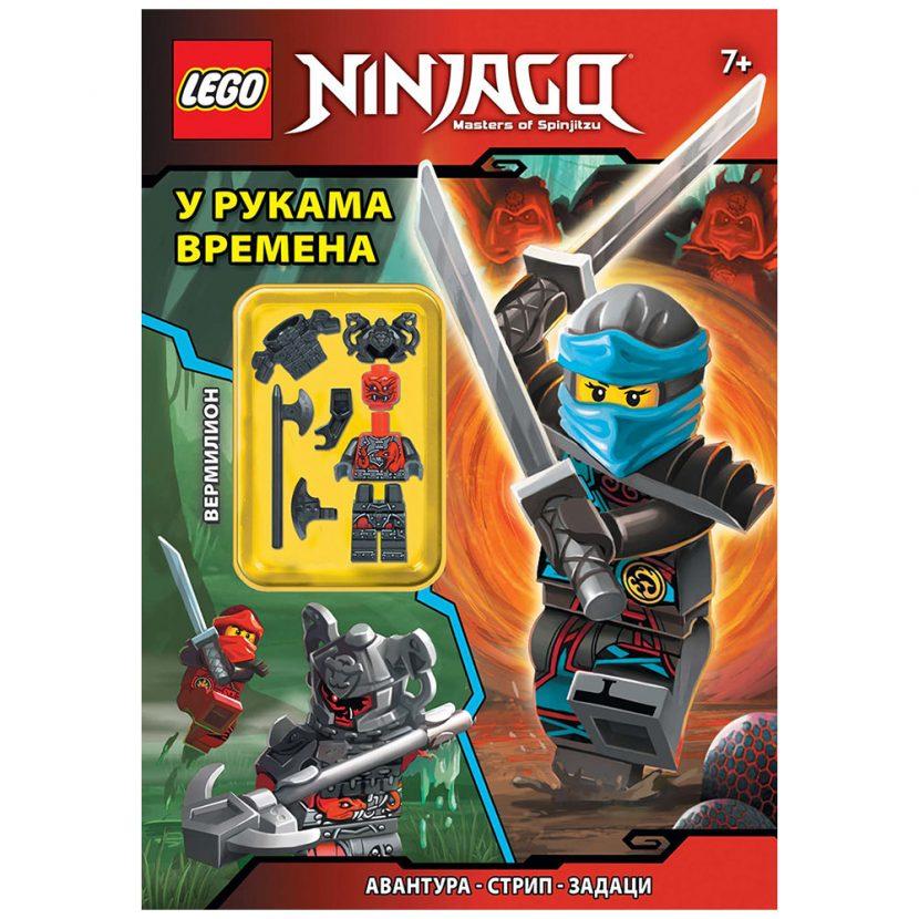 LEGO® NINJAGO®: U rukama vremena