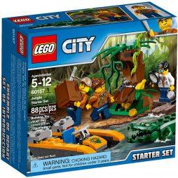 60157 Džungla: Osnovni set