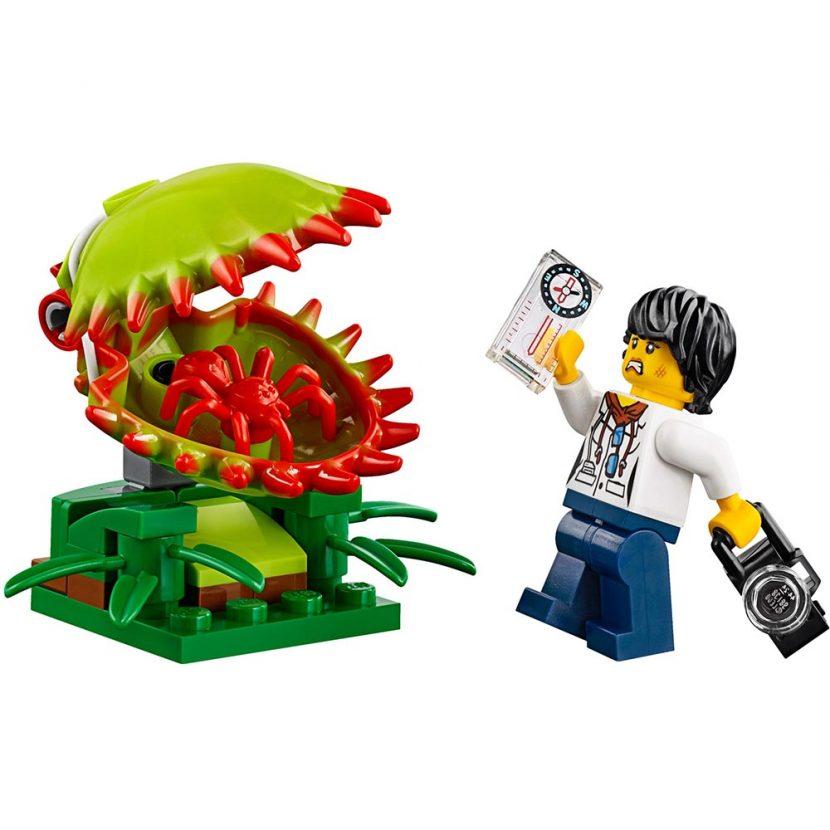 60160 Džungla: Mobilna laboratorija