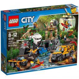 60161 Džungla: Istraživački lokalitet
