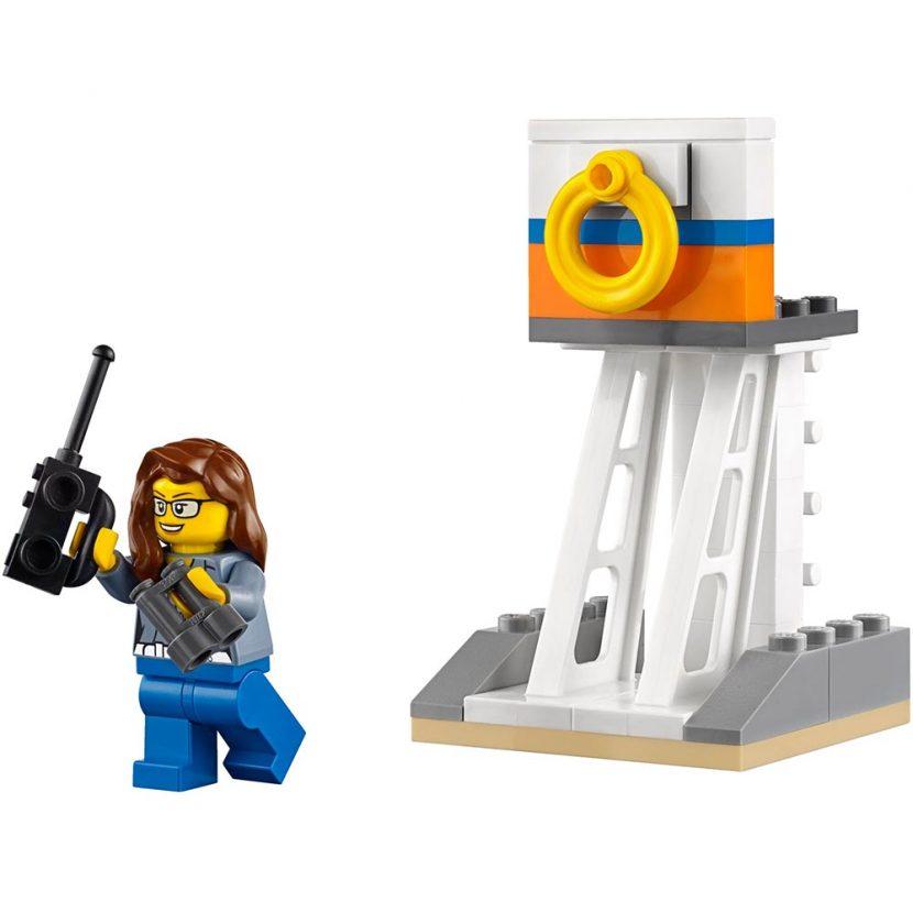 60163 Obalska straža: Osnovni set