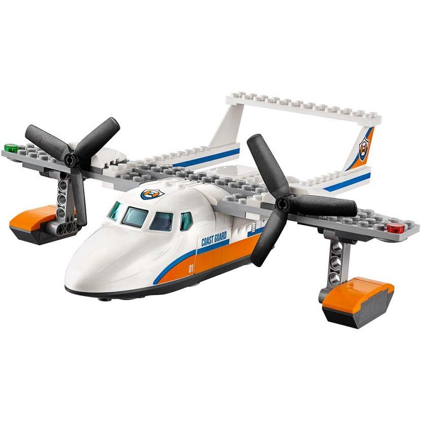 60164 Obalska straža: Spasilački avion