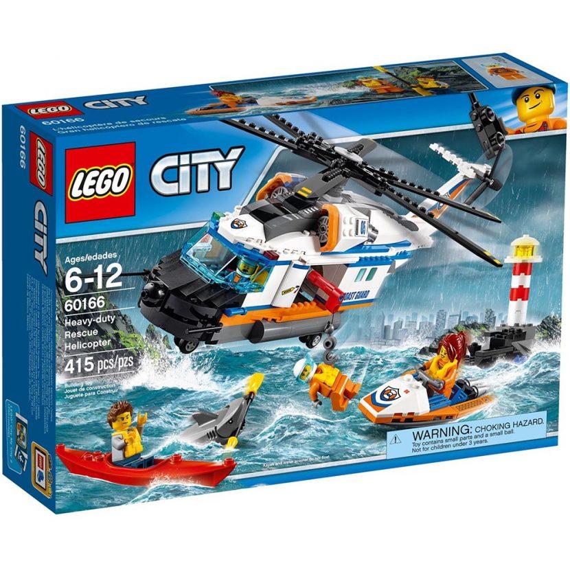 60166 Obalska straža: Spasilački helikopter