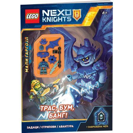 LEGO® NEXO KNIGHTS™: Tras, bum, bang!