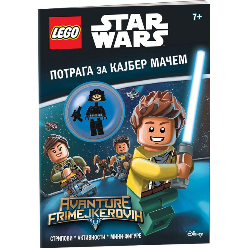 LEGO® Star Wars™: Potraga za Kajber mačem