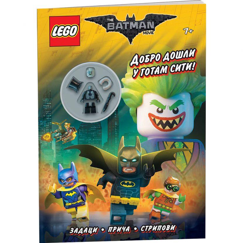 THE LEGO® Batman Film: Dobro došli u Gotam Siti!