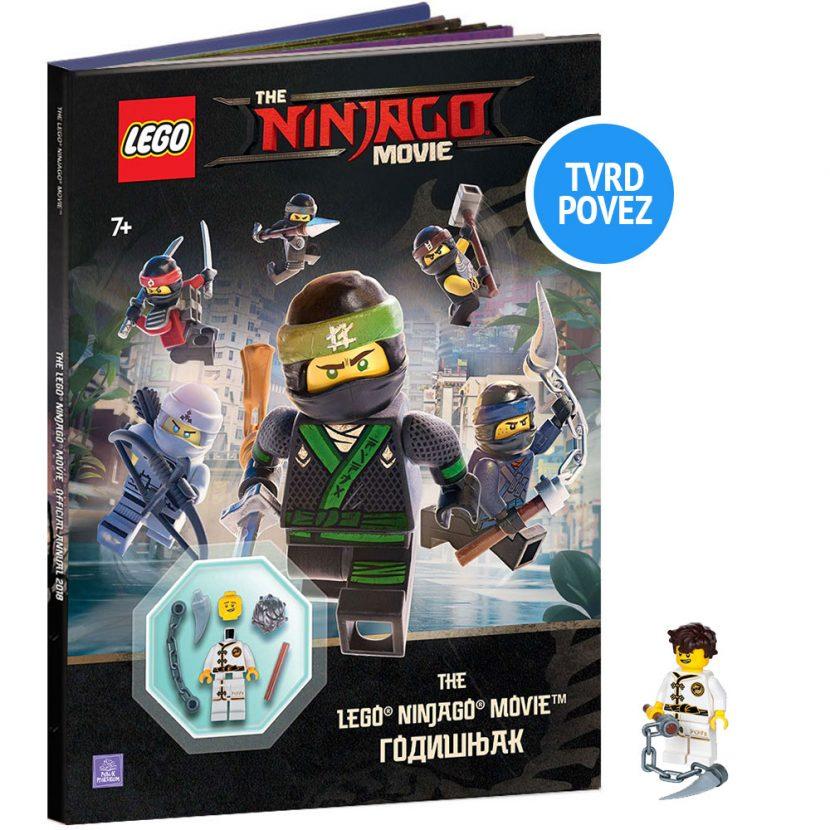 LEGO® NINJAGO® MOVIE™: Godišnjak