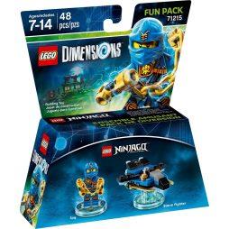 LEGO® DIMENSIONS™: Džej (Dodatna zabava)