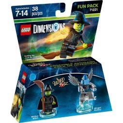 LEGO® DIMENSIONS™: Zla veštica (Dodatna zabava)