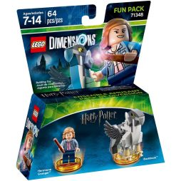 LEGO® DIMENSIONS™: Hermiona Grendžer (Dodatna zabava)