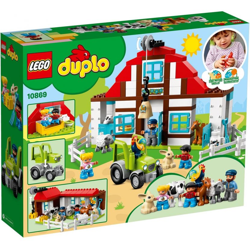 10869 Avanture na farmi