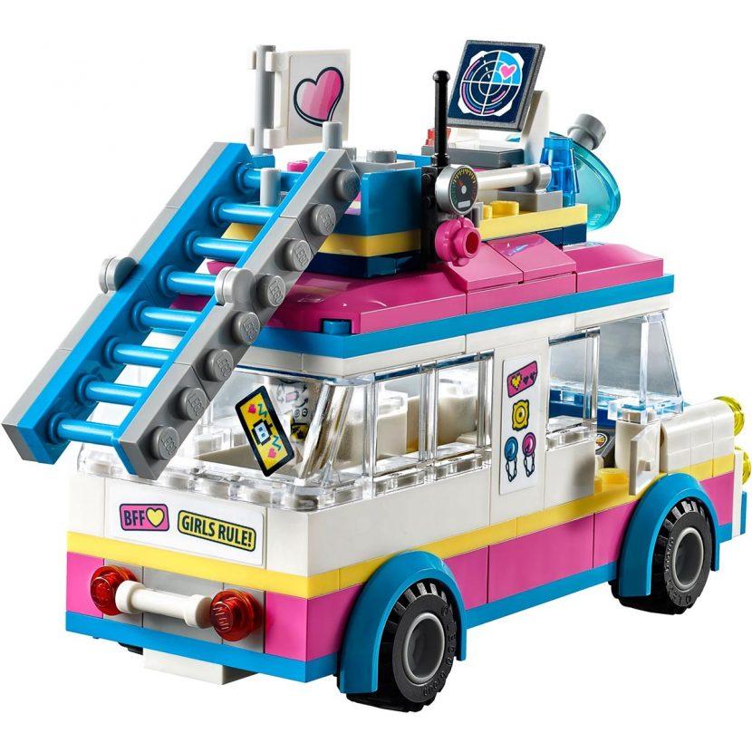 41333 Olivijino vozilo za misiju
