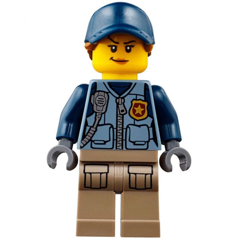 60171 Planinska policija: Osnovni set - Begunci u planini