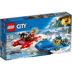 60176 Planinska policija: Potera u čamcu
