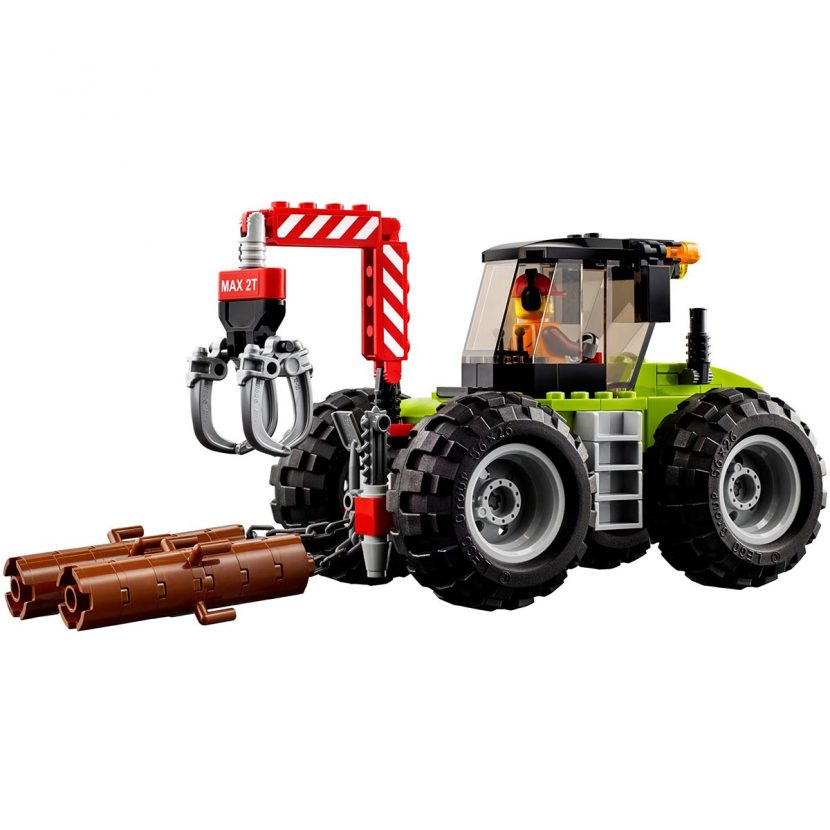60181 Šumski traktor