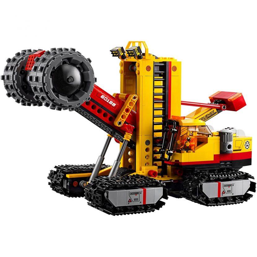 60188 Rudari: Lokacija rudarskih stručnjaka