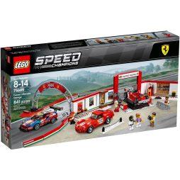 75889 Ferrari garaža