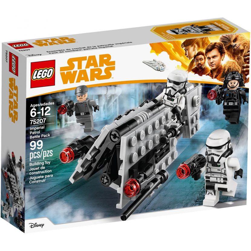 75207 Bojno pakovanje: Imperijalna patrola