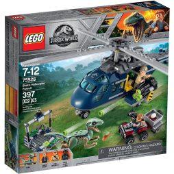 75928 Potraga za Plavim uz pomoć helikoptera