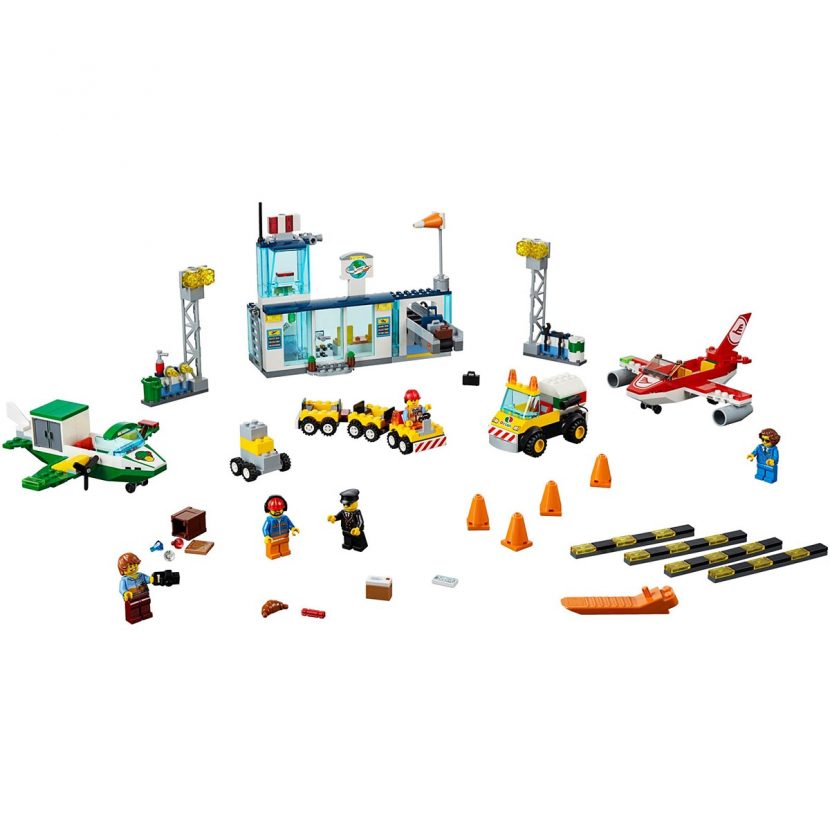 10764 Aerodrom City Central