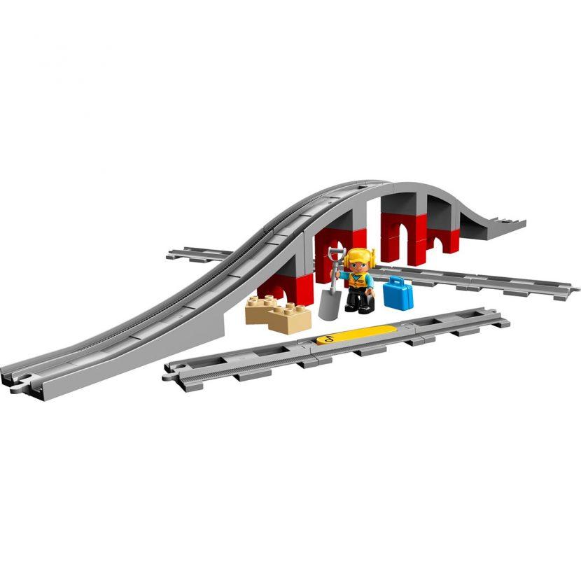 10872 Most i šine za voz