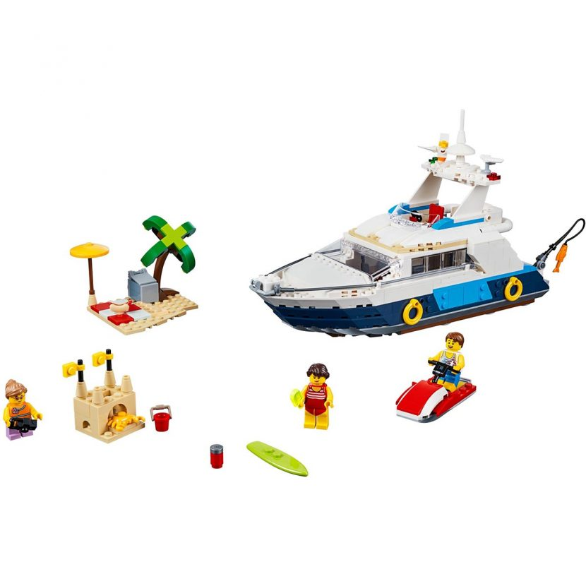 31083 Avanture na krstarenju