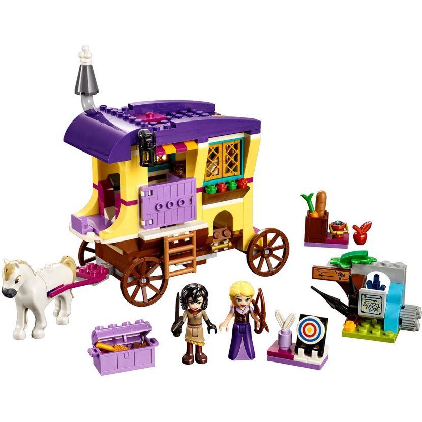 41157 Zlatokosin putujući karavan