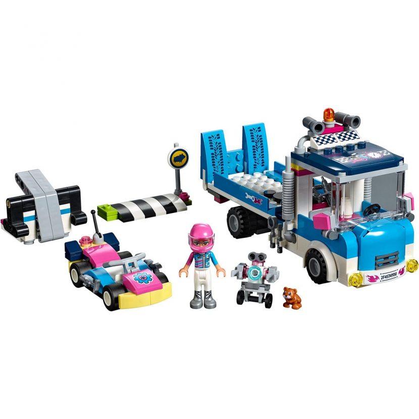 41348 Kamion za usluge i negu