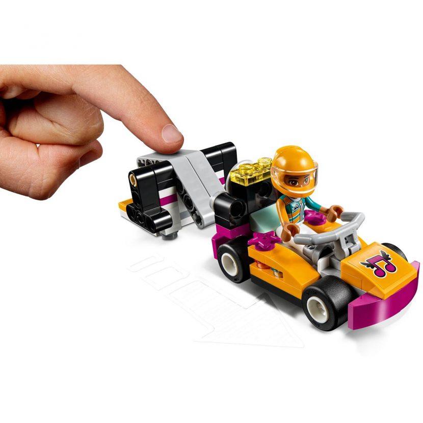 41349 Karting restoran
